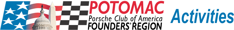 Porsche Club of America (PCA) - Potomac Region