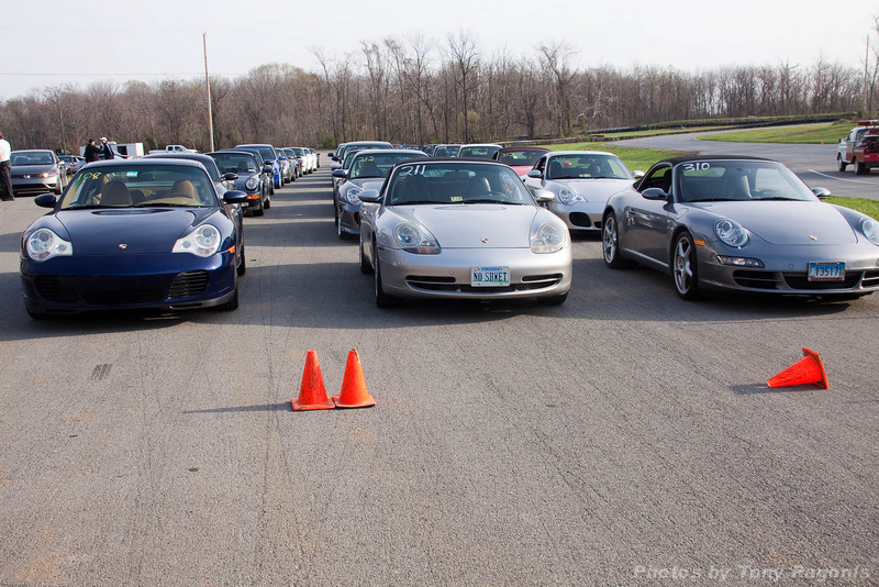 Potomac's Porschefest 2016