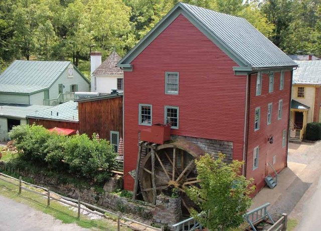 The Inn at the Gristmill Square