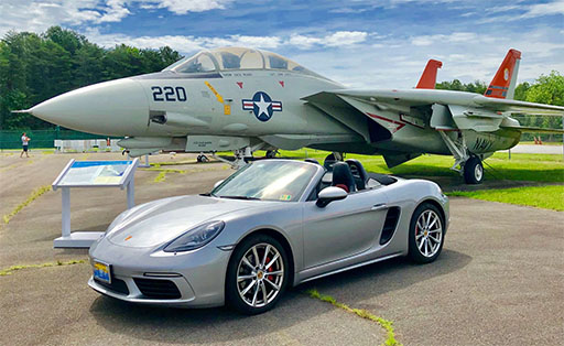 Porsches, Planes and Seafood 2020